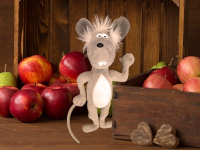 Get in the Fall Spirit: Martin the Mouse Children's Books