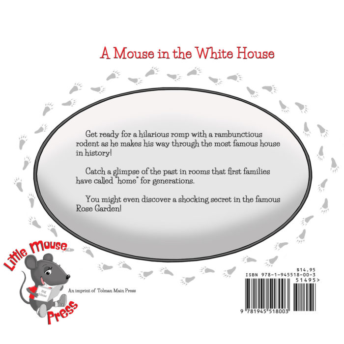 A Mouse in the White house - Richard Ballo